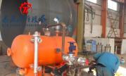 ZSQT防台气动活塞切断阀在锅炉系统中的应用