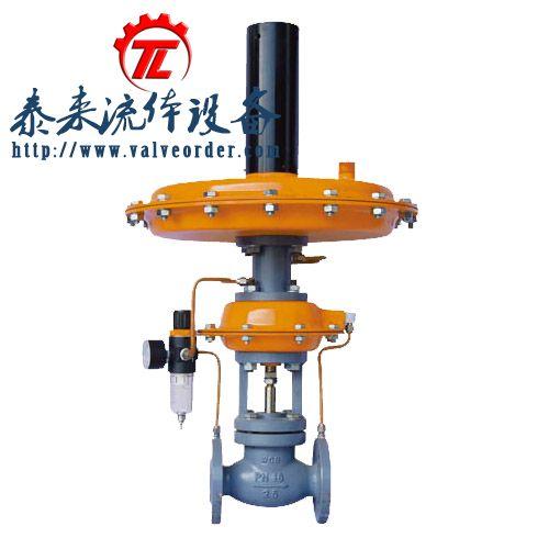 ZZYP-II供氮阀 指挥器操作自力式压力调节阀