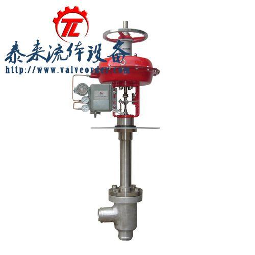 ZXS-16D气动薄膜低温角形调节阀