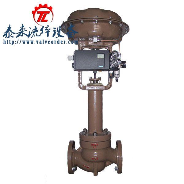 ZXPW气动薄膜单座波纹管密封型调节阀