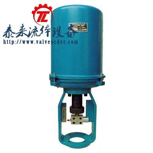 381L电子式电动执行器 直行程执行器价格
