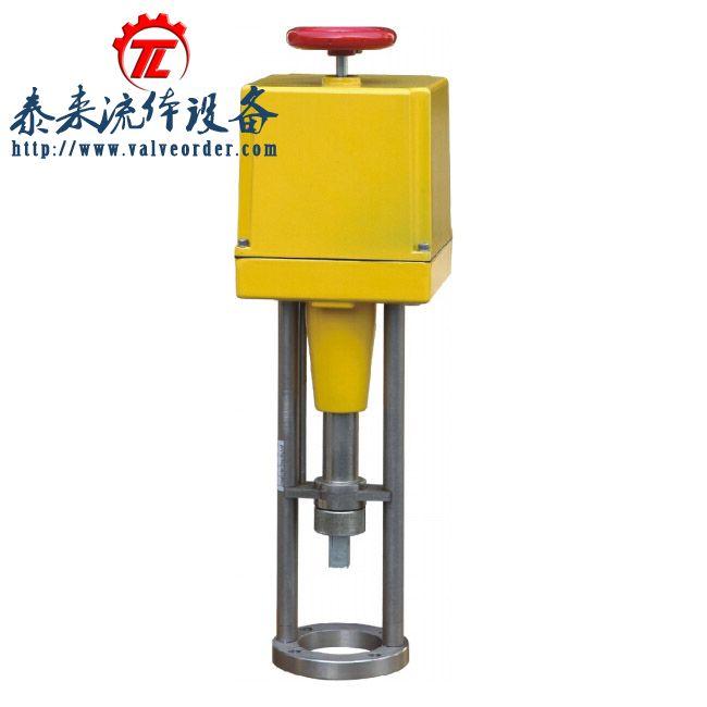 TSL调节型电动执行器